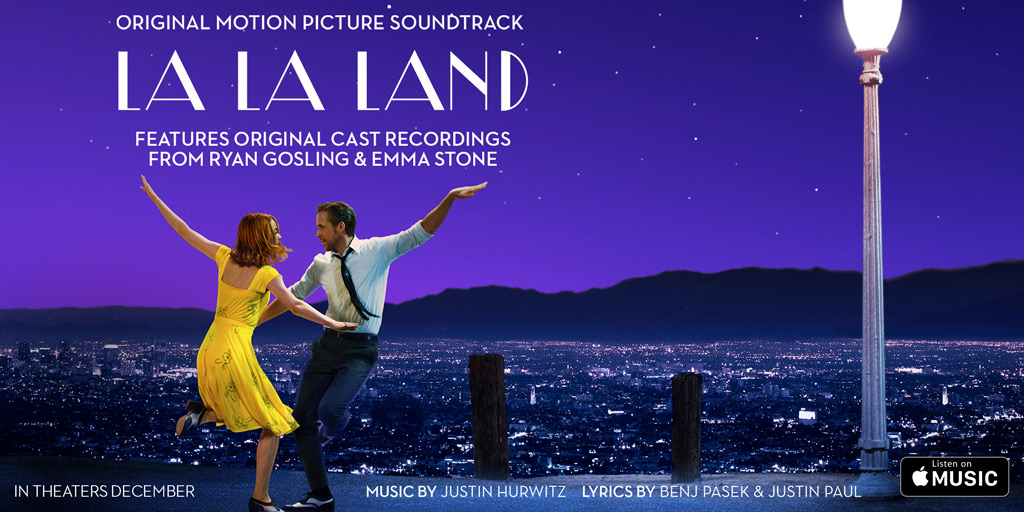 Get the Original Motion Picture Soundtrack for LA LA LAND, winner of 7 Golden Globe Awards, featuring the buzzing duet 'City of Stars' now.