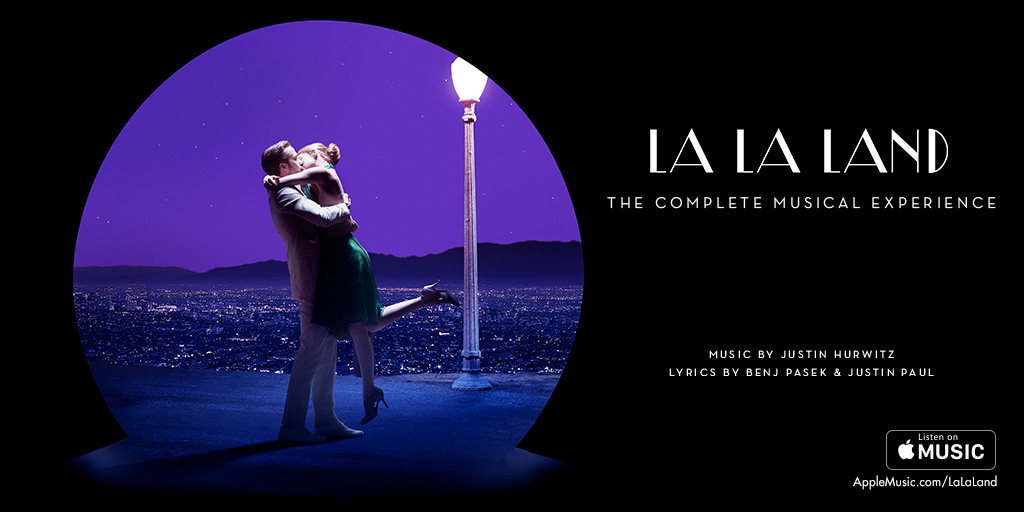 Enjoy the sounds of Oscar winning film La La Land with 'The Complete Musical Experience'.