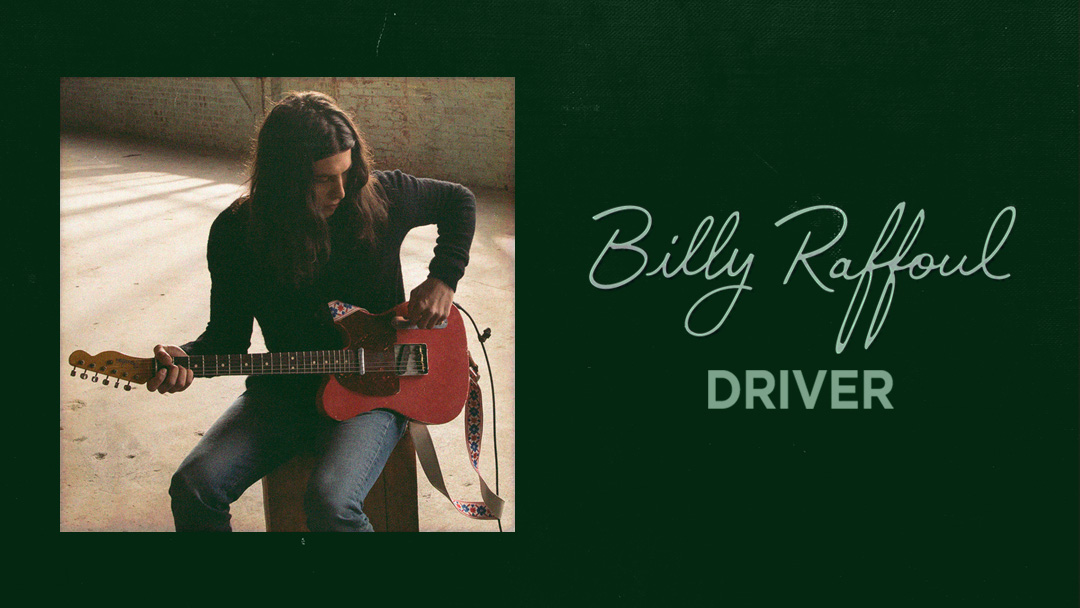 Billy Raffoul releases his debut single 'Driver'.